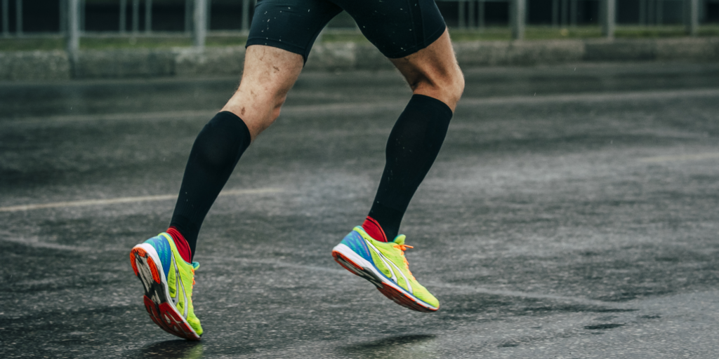 Compression socks for athletes are becoming more and more popular. Here's why.