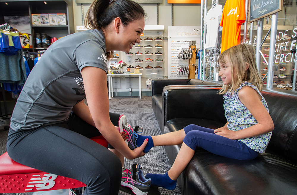 Kintec,Choosing The Right Shoes For Your Kids