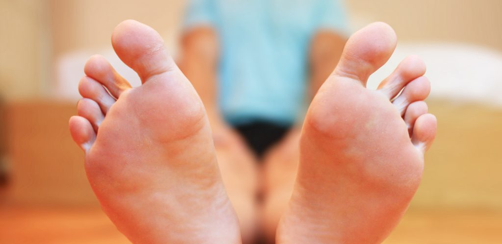 The Importance of Cool, Dry Feet