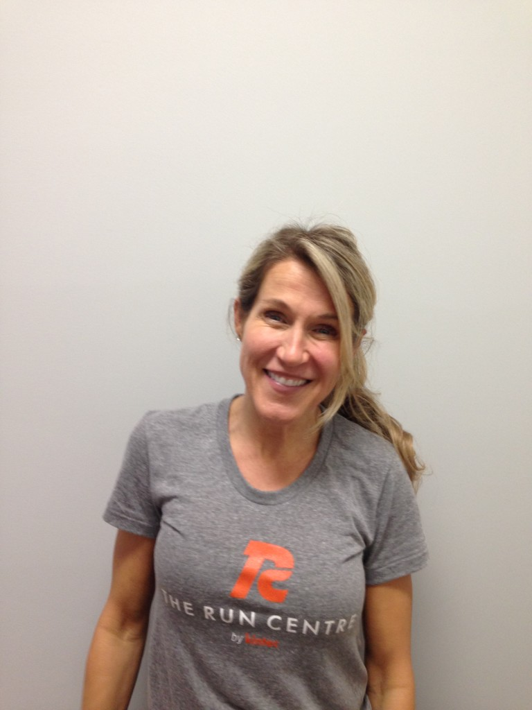 The Run Centre Team: Leanne