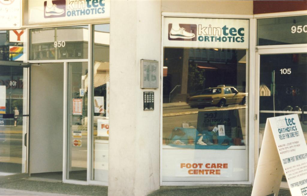 Kintec Store Front