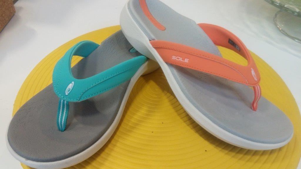 recovery footwear