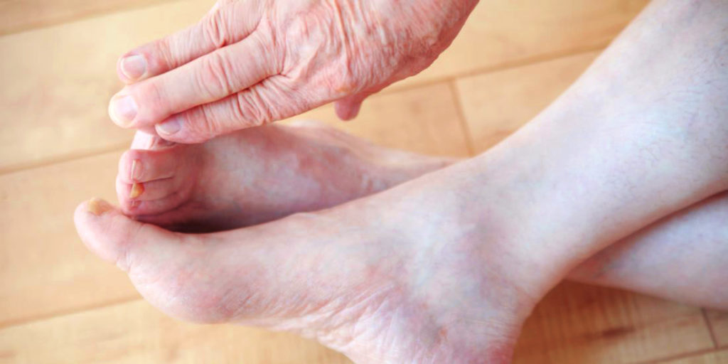 Caring For Aging Feet Kintec
