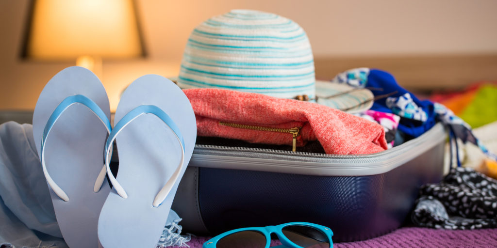 Going for a run while on vacation can be easy - as long as you pack the essentials!