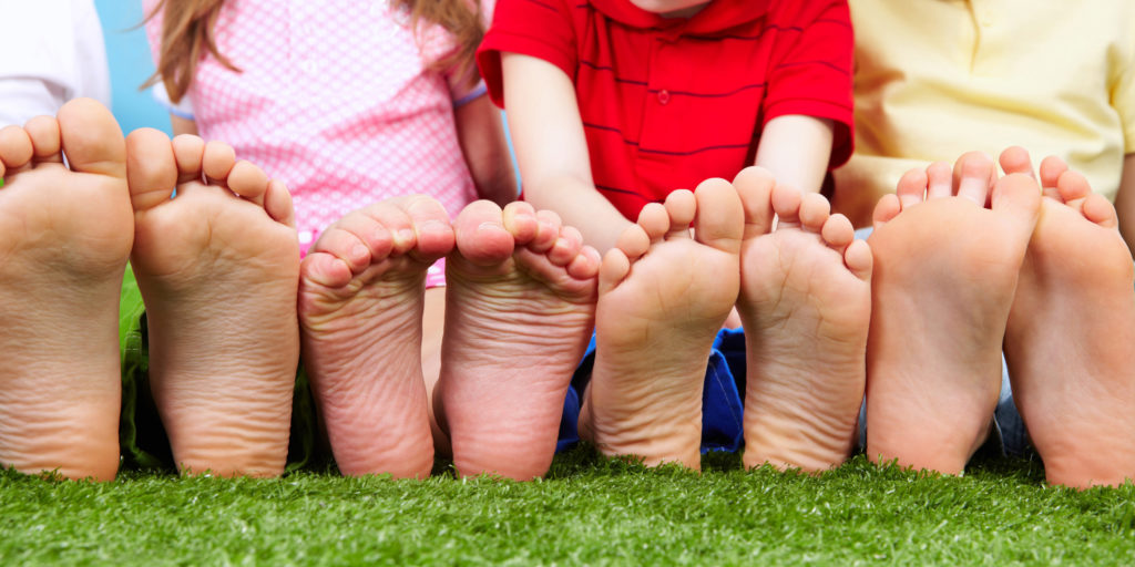 This spring, make sure you and your family think feet first, and make smart choices for the health of your feet.
