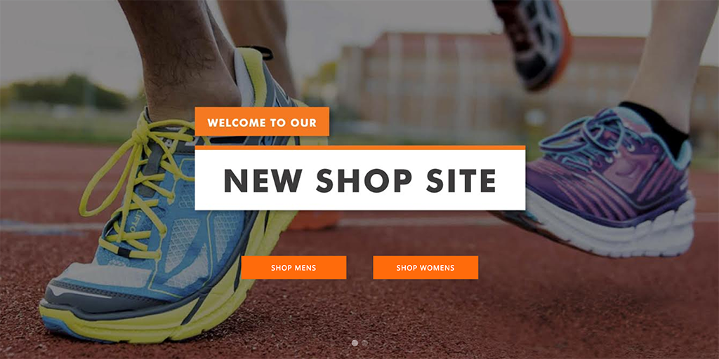 kintec new e-commerce site