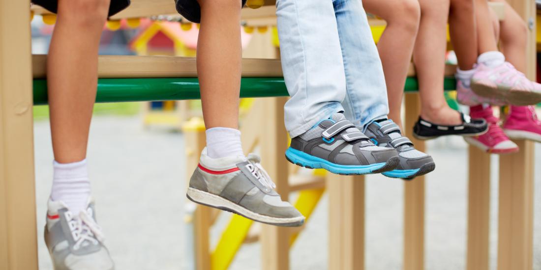 Childrens Feet