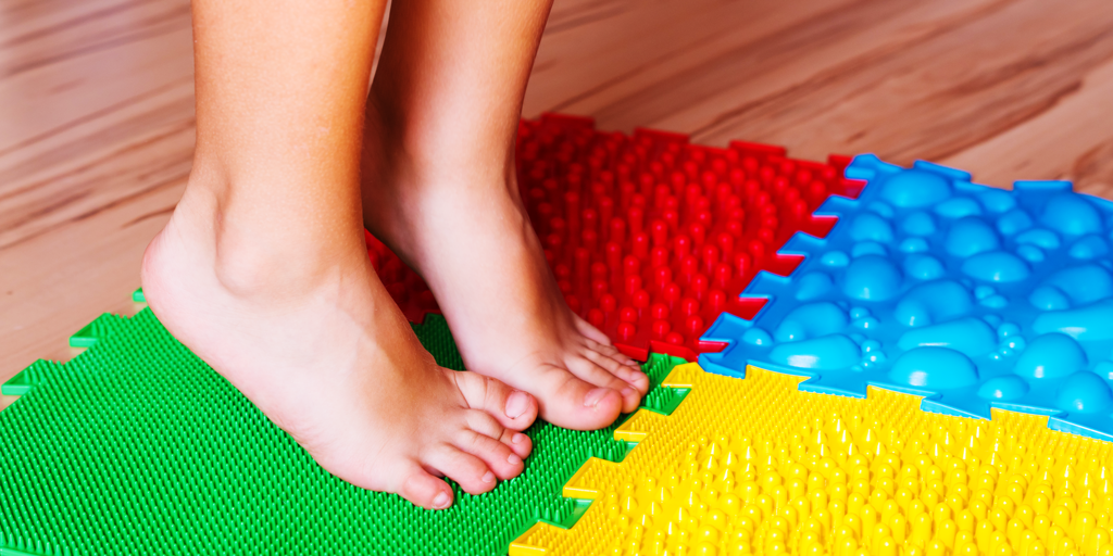 Kids Flat Feet