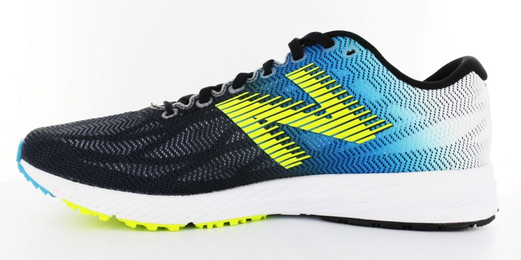 We recommend this model for anyone competing in road races – from 5ks to marathons. Read our full New Balance 1400 v6 review on the Kintec blog!
